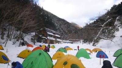 20131229~31仙丈ケ岳ー4